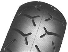 G702R Rear Tires